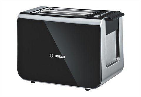 BOSCH Compacte toaster Styline TAT8613