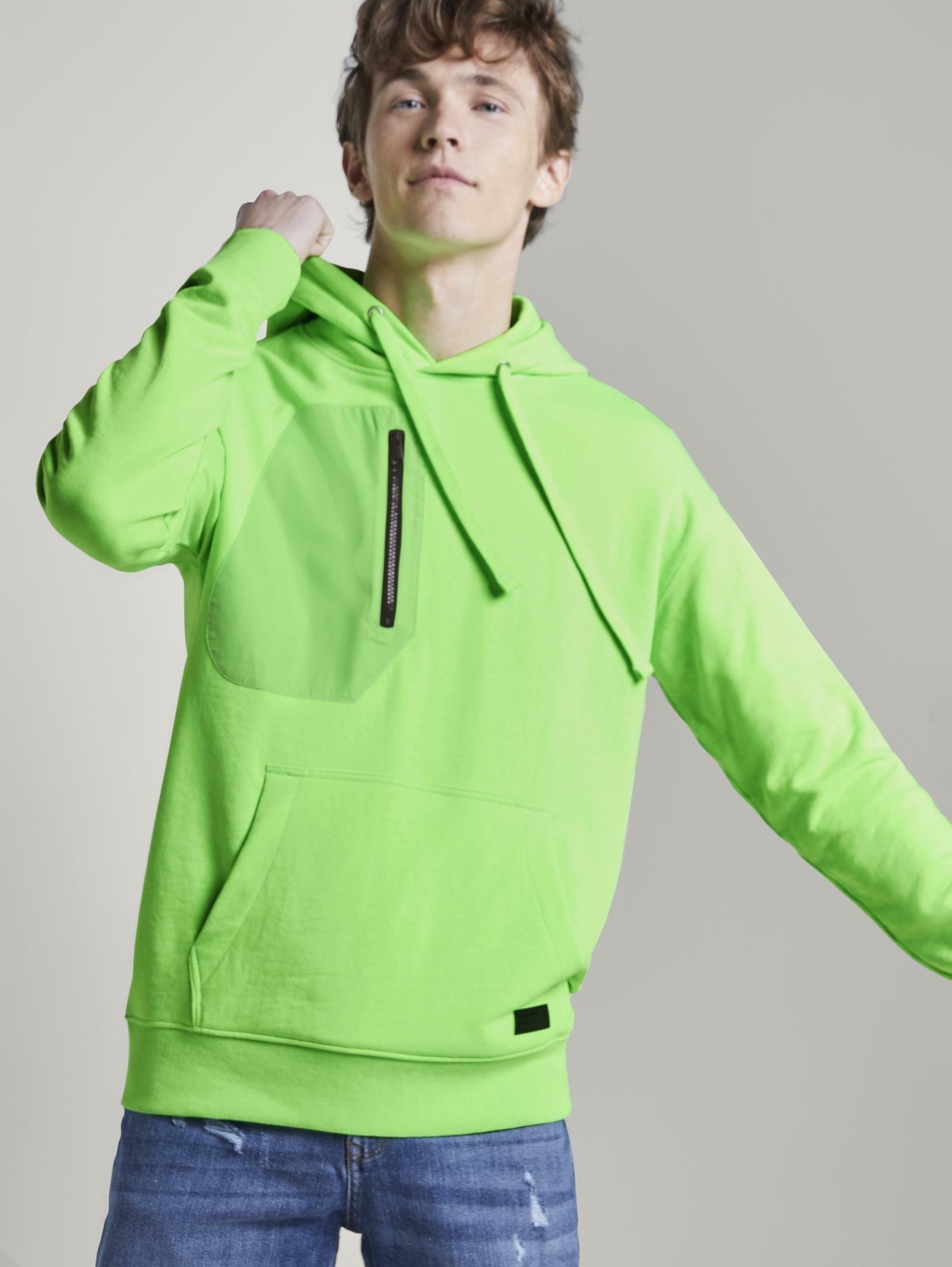 Tom Tailor Denim hoodie »Oversized Kapuzensweater« goedkoop op otto.nl kopen
