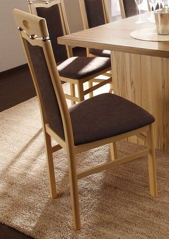 Eetkamerstoelen Stoel Made in Germany 714535