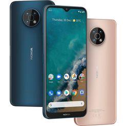 nokia smartphone g50, 128 gb blauw