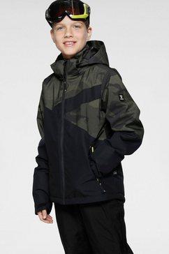 brunotti ski-jack »pander« zwart