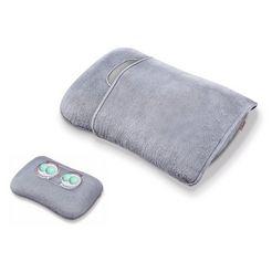 beurer massagekussen mg145 grijs