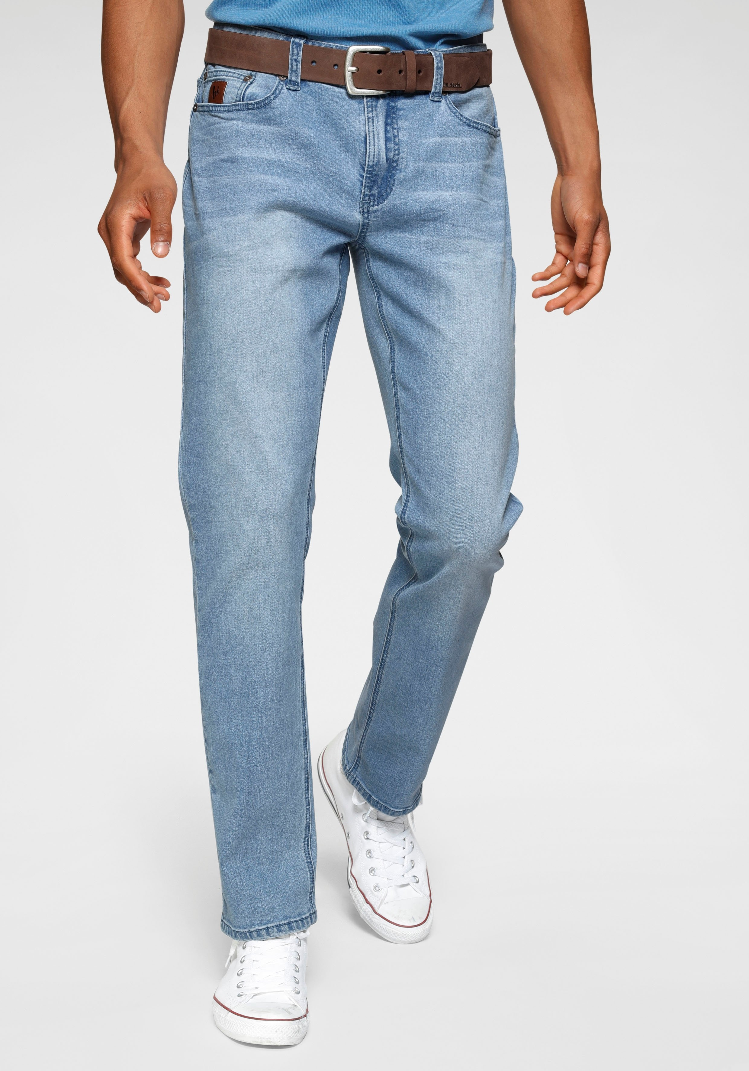 Bruno Banani straight jeans »Hutch« goedkoop op otto.nl kopen