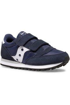 saucony sneakers blauw