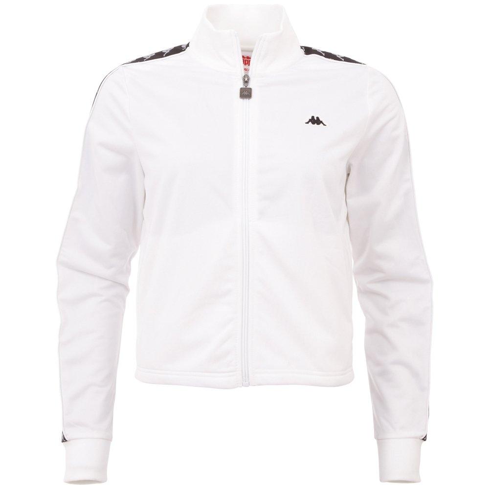 Kappa trainingsjack AUTHENTIC HASINA met gepaspelde logo-weefband aan de mouwen voordelig en veilig online kopen