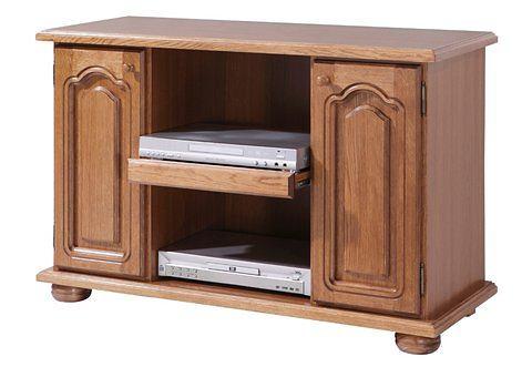 TV-meubel met glazen deuren 'Serie Rheinsberg'