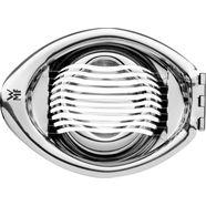 wmf eiersnijder gourmet roestvrij cromargan-edelstaal 18-10, multifunctioneel (1-delig) zilver