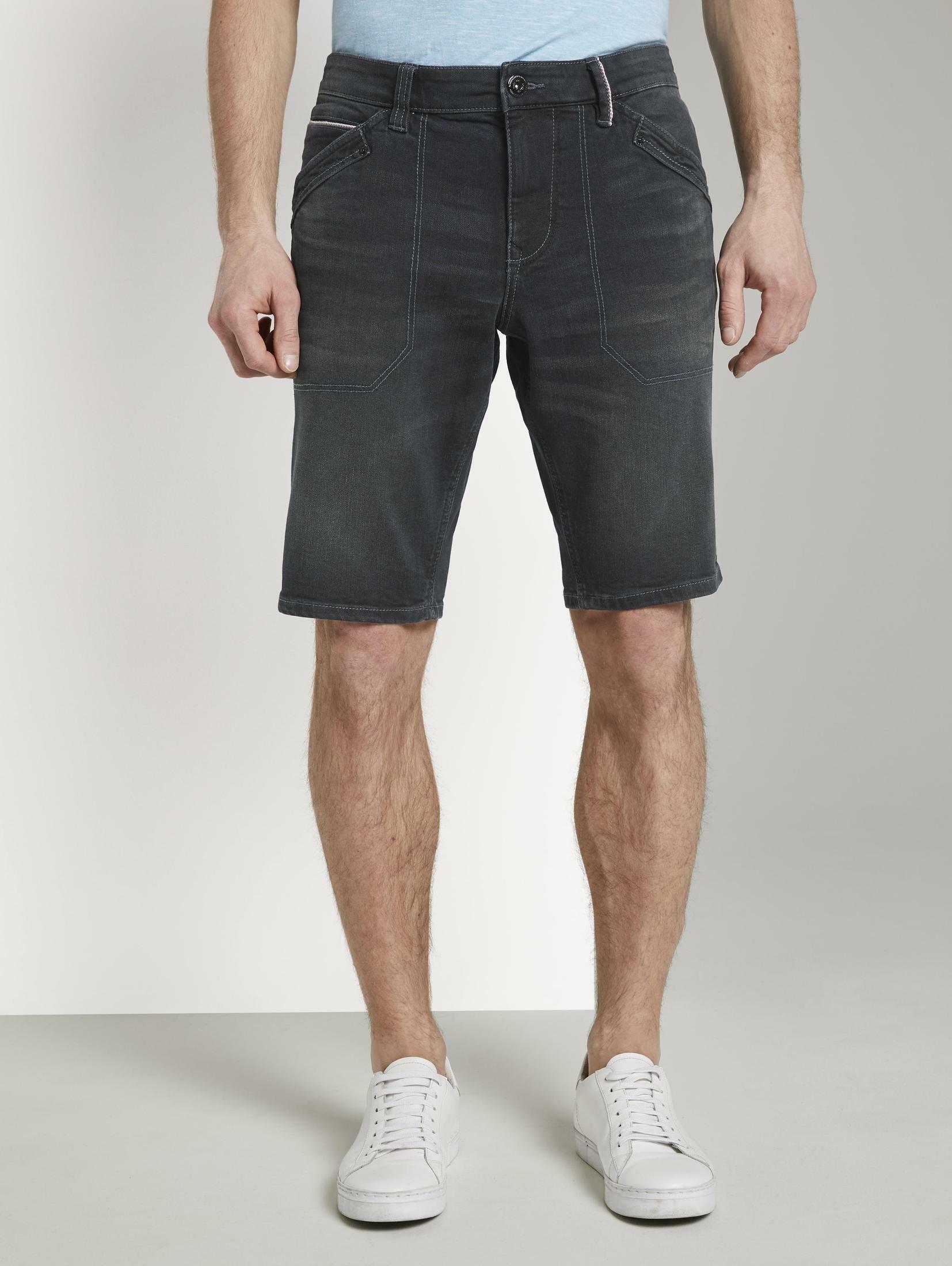 Op zoek naar een Tom Tailor slim fit jeans »Josh Regular Slim Jeans-Bermuda-Shorts«? Koop online bij OTTO