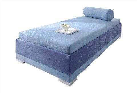 MAINTAL Bed met houten frame