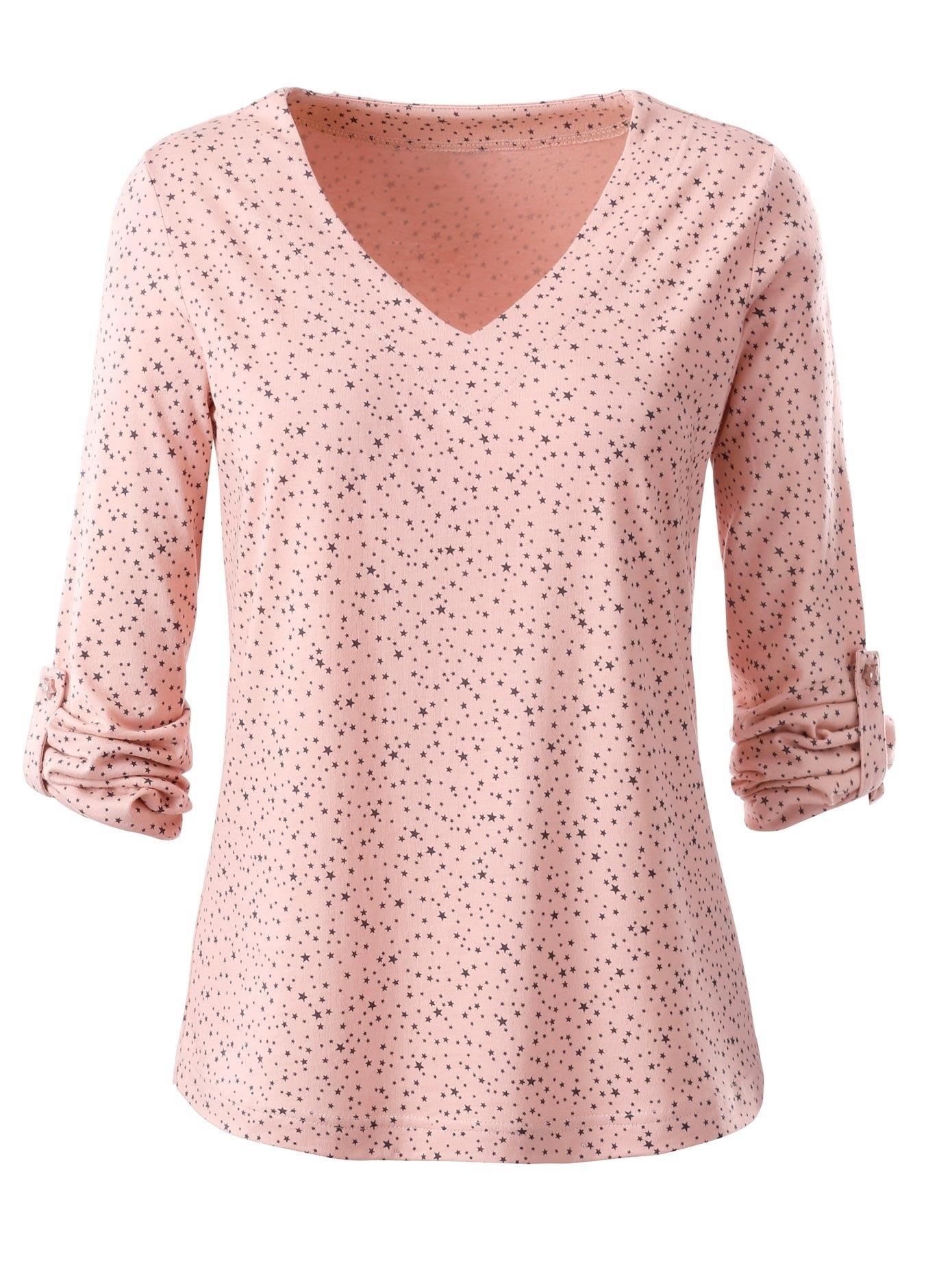 Ambria shirt met sterretje goedkoop op otto.nl kopen