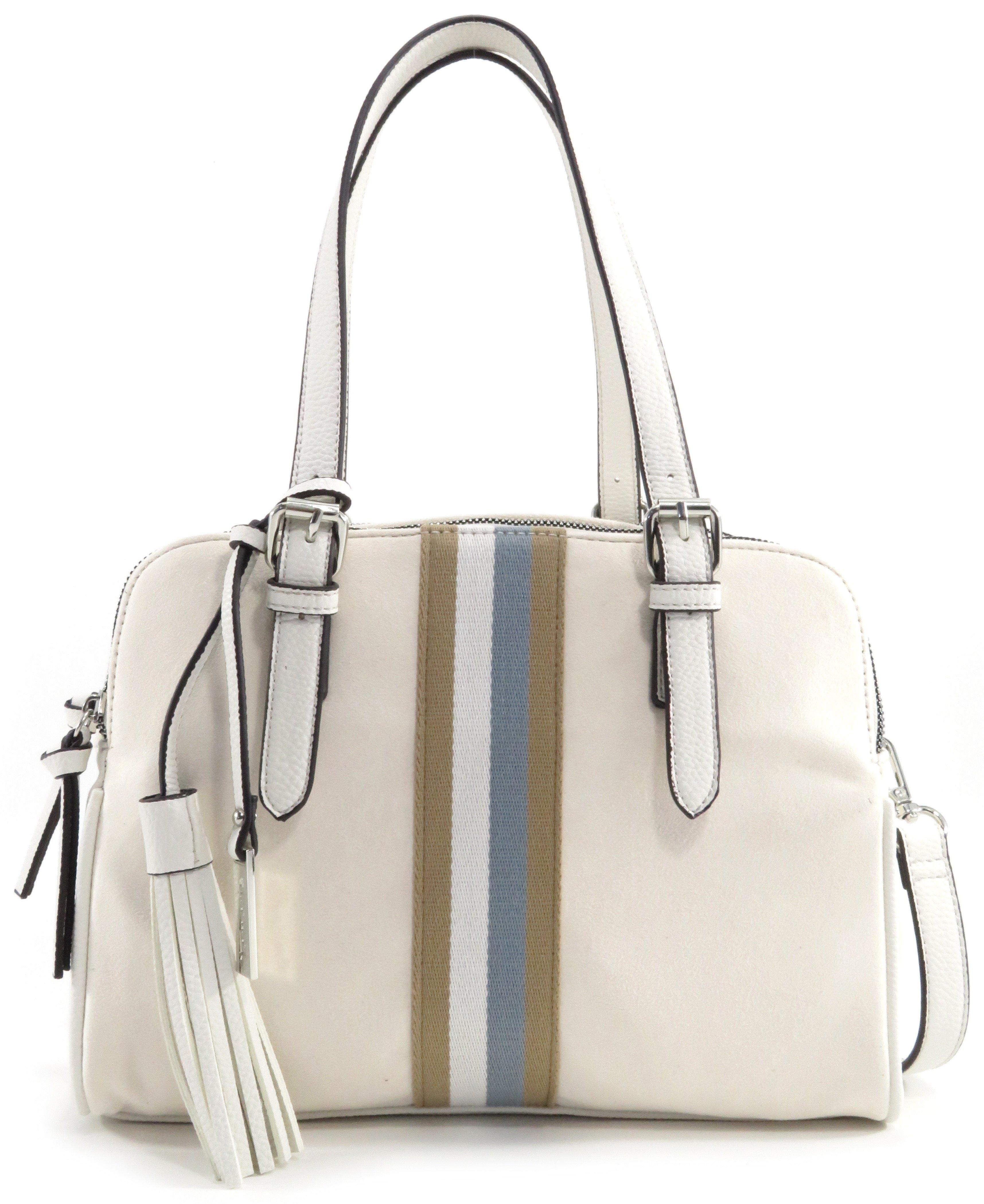 Tamaris tas Cora met gestreepte details voordelig en veilig online kopen