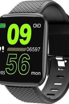 denver smartwatch sw-151 zwart