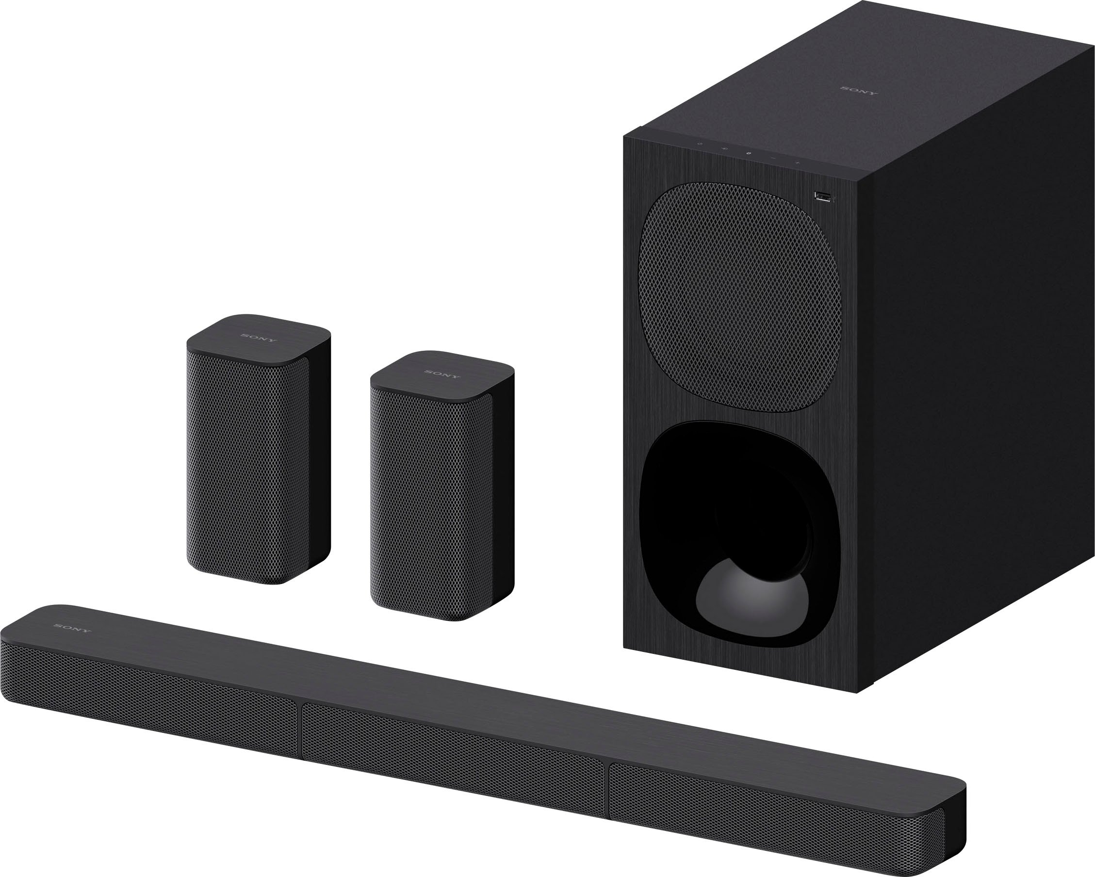 SONY »HT-S20R Kanal TV« soundbar bij OTTO online kopen