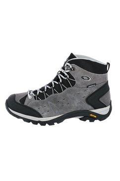 bruetting wandelschoenen hoge trekkingschoenen mount bona high grijs