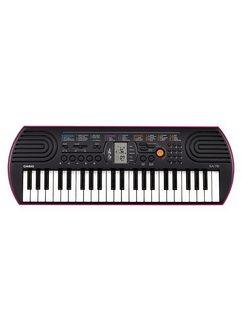 casio keyboard zwart