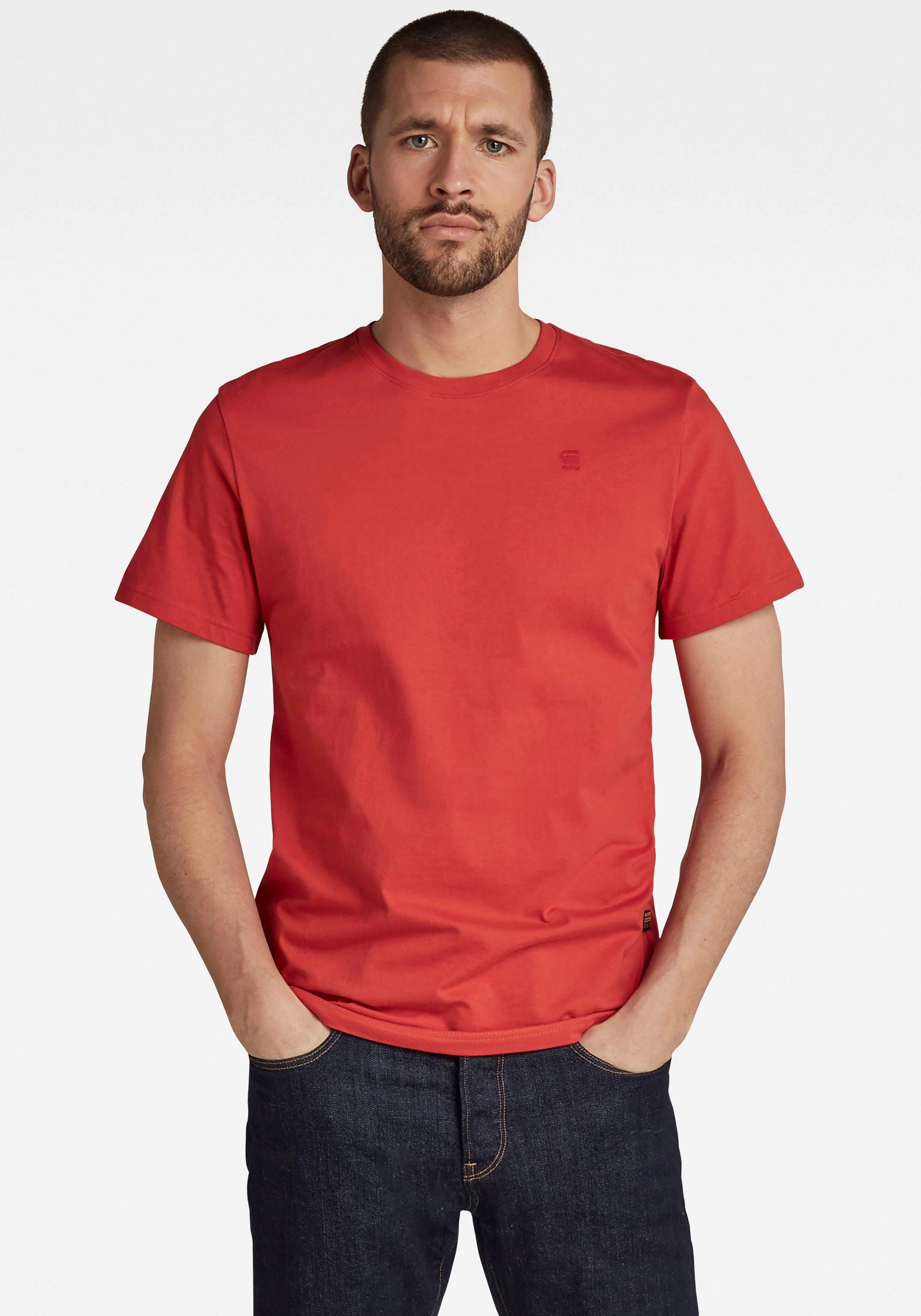 Op zoek naar een G-Star RAW T-shirt Base-S T-shirt? Koop online bij OTTO