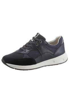 geox sneakers blauw