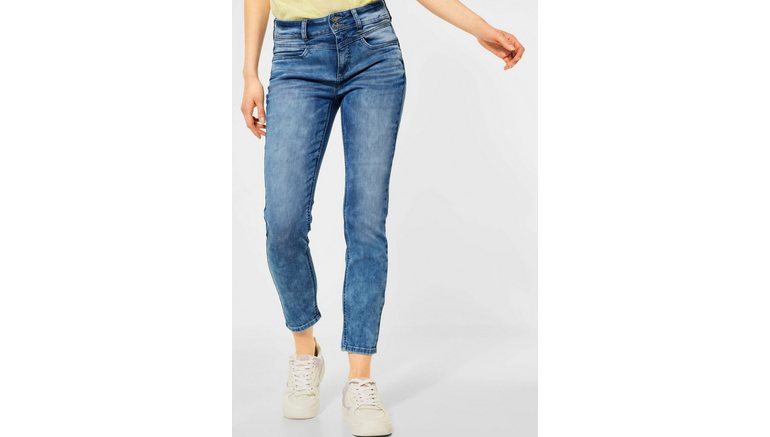 STREET ONE ankle jeans