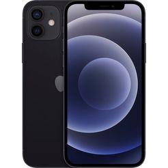 apple »iphone 12« smartphone zwart