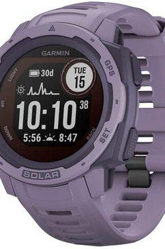 garmin smartwatch instinct solar paars