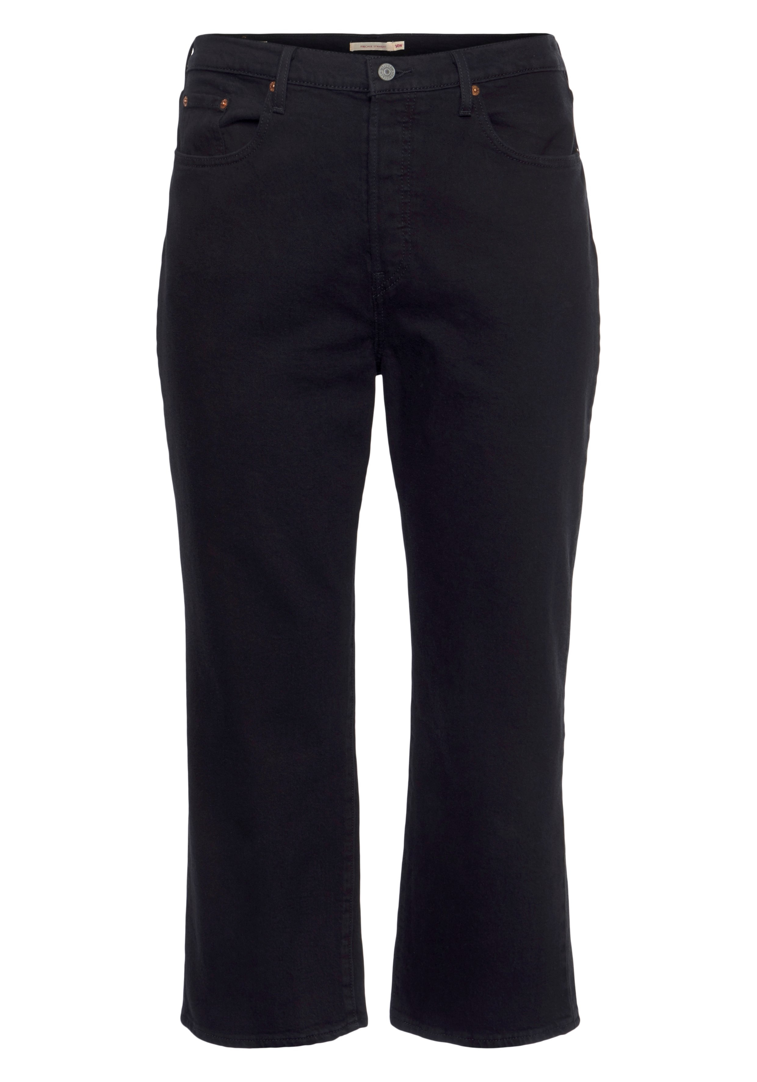 LEVI'S ankle jeans »Ribcage Straight Ankle« bij OTTO online kopen