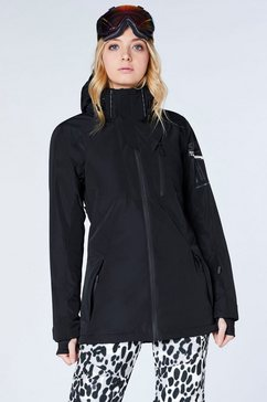 chiemsee ski-jack 10.000 mm waterkolom zwart