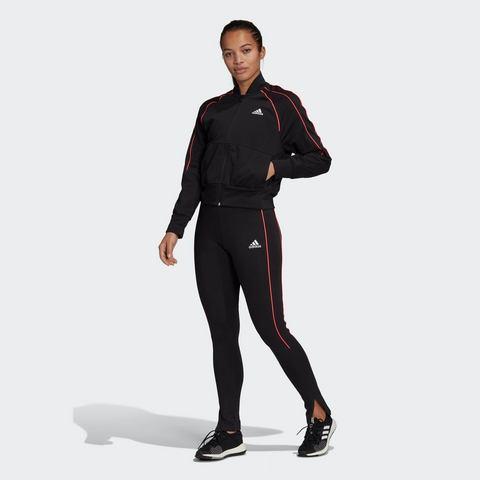 NU 20% KORTING: adidas Performance trainingspak TRACKSUIT TEAMSPORT