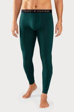 tommy hilfiger lange onderbroek groen