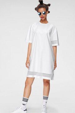 adidas originals shirtjurk tee dress wit