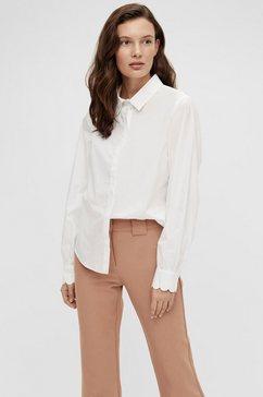y.a.s klassieke blouse yasbella wit
