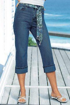 7-8-jeans blauw