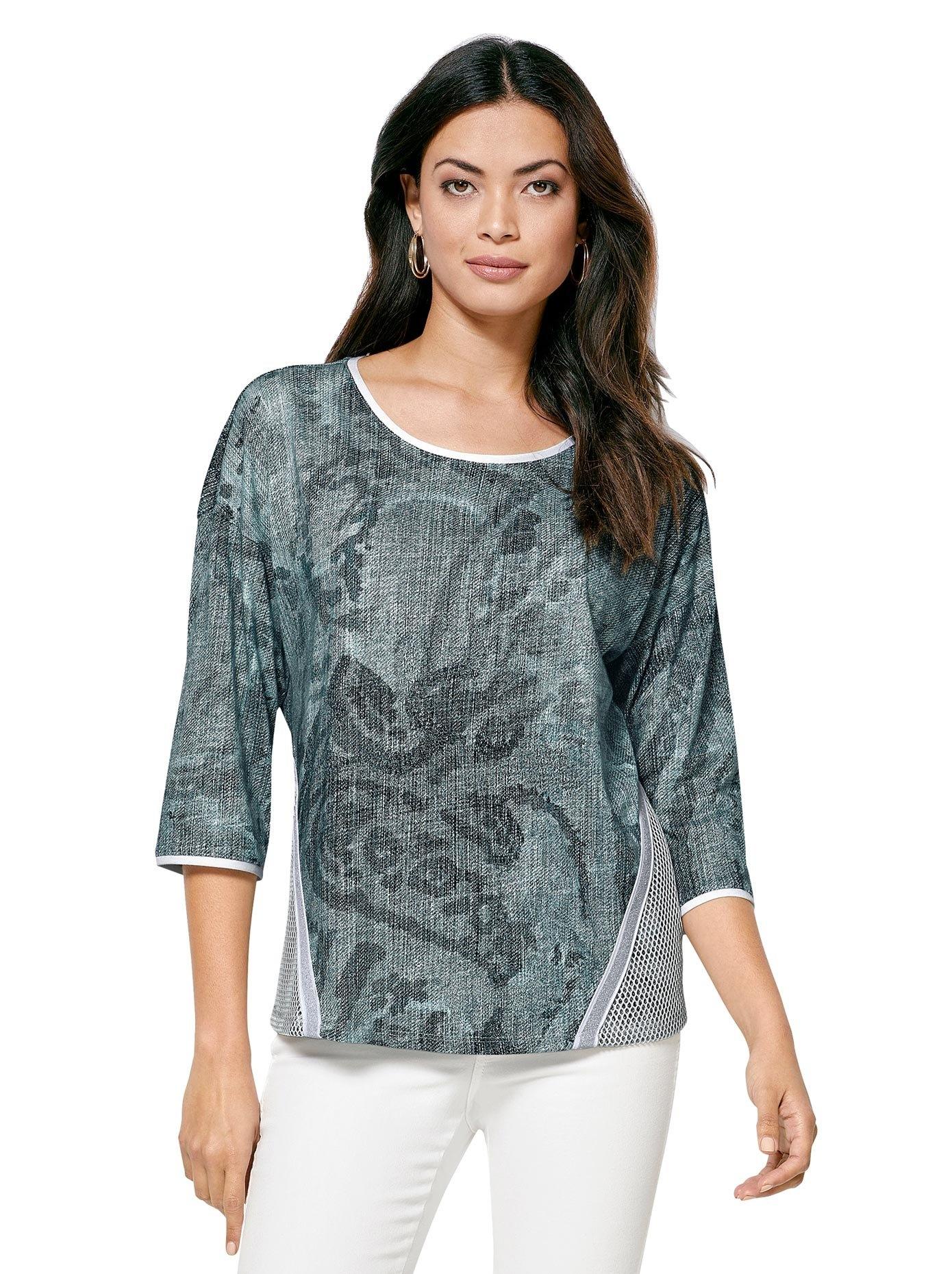 Creation L shirt met ronde hals in de webshop van OTTO kopen