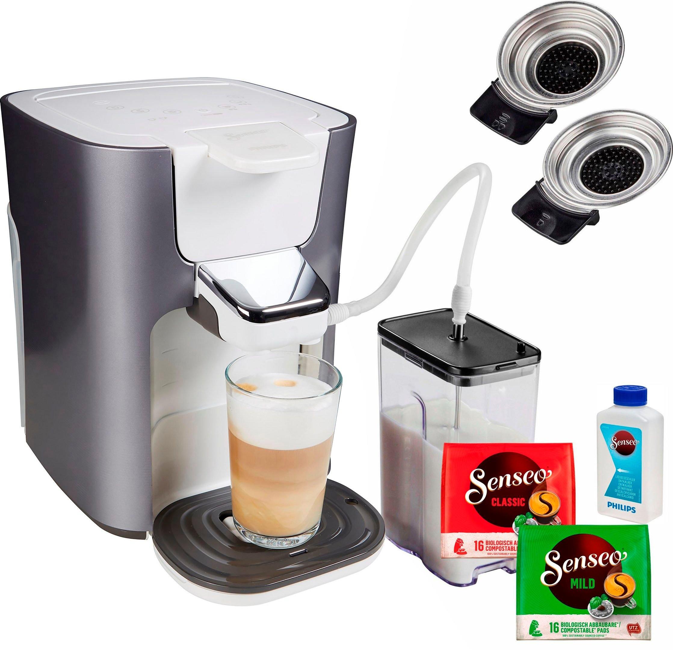 Senseo »HD6574/20 Latte Duo« koffiepadautomaat online kopen op otto.nl