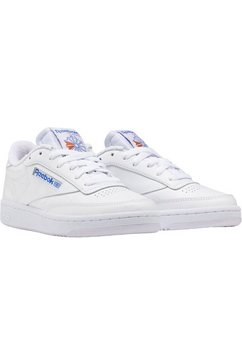 reebok classic sneakers »club c 85« wit