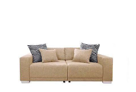 woonkamer extra groot bankstel beige Big sofa 78