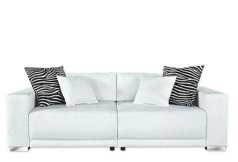 woonkamer extra groot bankstel beige Big sofa 118
