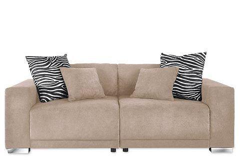 woonkamer extra groot bankstel beige Big sofa 59