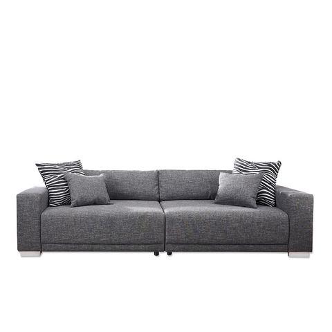 woonkamer extra groot bankstel grijs Big sofa 33