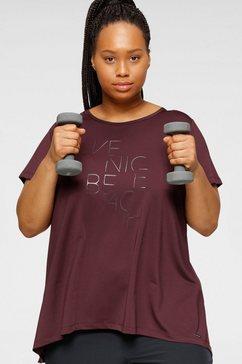 venice beach functioneel shirt paars