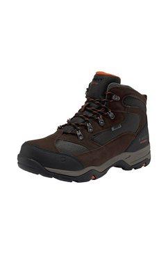 hi-tec outdoorschoenen »storm waterproof« bruin