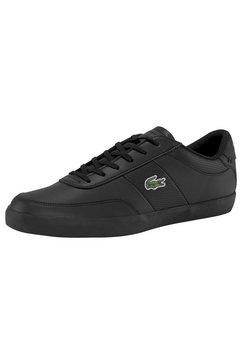 lacoste sneakers court-master 0120 1 cma zwart
