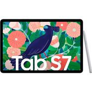 samsung »galaxy tab s7« tablet zilver