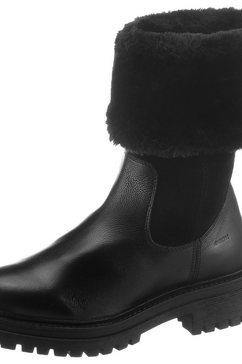 geox winterlaarzen d iridea zwart