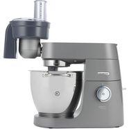 kenwood blokjessnijder, kax400pl accessoire voor kenwood-keukenmachines grijs
