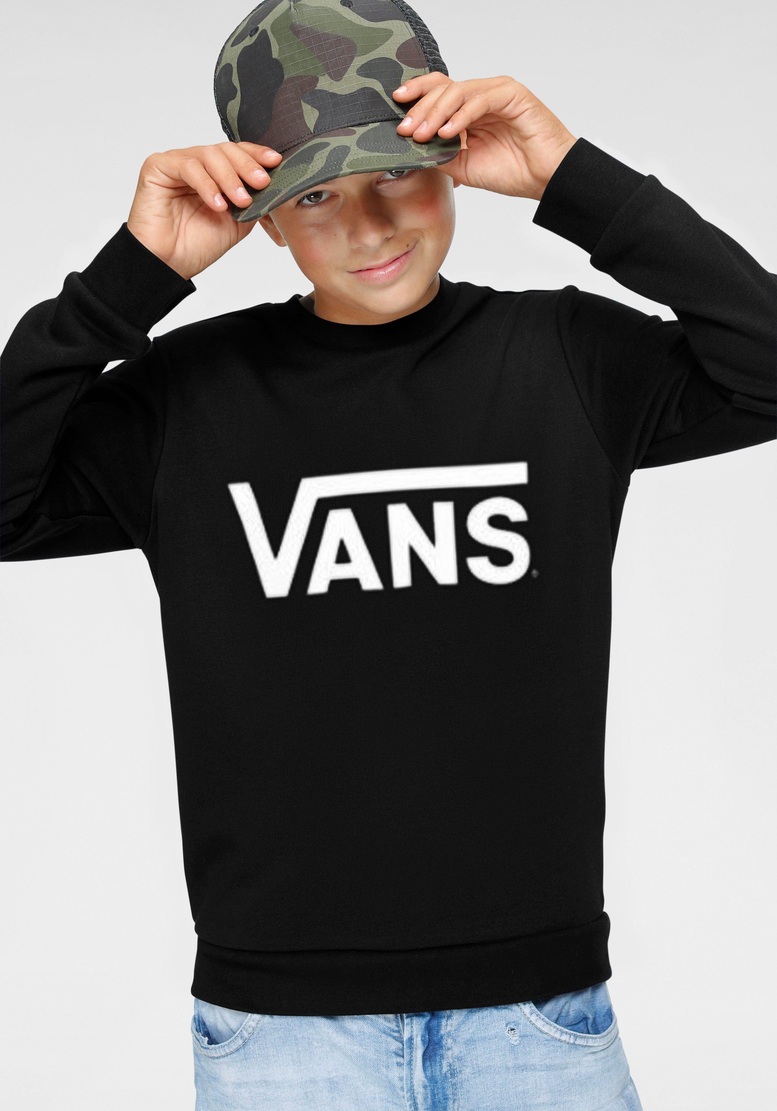 Vans sweatshirt VANS CLASSIC CREW BOYS goedkoop op otto.nl kopen