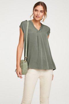 linea tesini by heine lange blouse groen
