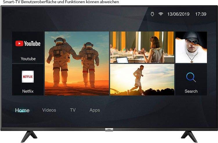 TCL »65P611« LED-TV bij OTTO online kopen