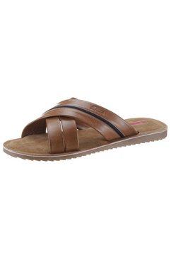 s.oliver slippers bruin