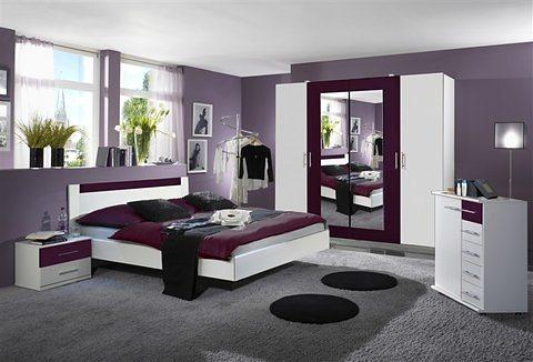 Slaapkamer in 4-delige set