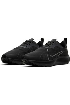 nike runningschoenen »air zoom pegasus 37 shield« zwart